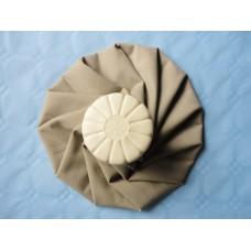 borsa ghiaccio in gomma con tappo in gomma - 25 cm