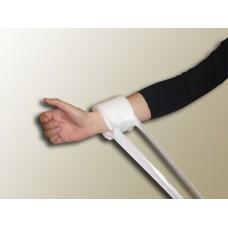 Ausilio di contenzione polso caviglia chiusura fettuccia
